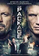 The Package (DVD, 2013) - Dolph Lundgren - Steve Austin, Brand new, Sealed