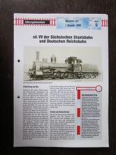 Dampflok Archiv nG9: Sächs. VV BR 53.6 DR