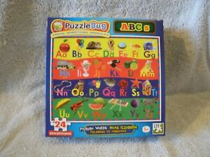 New 24 Piece ABC Puzzle