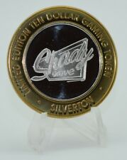 Silver Strike .999 Fine Silver Silverton Casino Las Vegas NV Shady Grove 2005