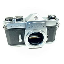 Pentax Spotmatic SP Camera M42 Mount SLR [Refurbished & New Light Seals]