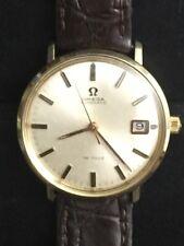 Vintage Men's Omega De Ville Automatic Date Wrist Watch