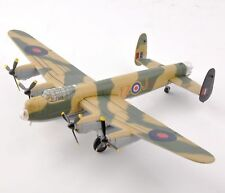 Sumilated Aircraft 1/144 United Kingdom 1945 Avro Lancaster BI Fighter Model Toy