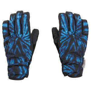 Volcom mens Crail Leather Snow Glove