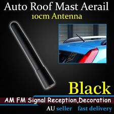 """Suits For Ford Territory Laser SR2 Focus Black 10cm Car Stubby Aerial 4"""" Antenna"""