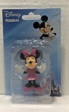 """Disney MINNIE MOUSE CAKE 2"""" FIGURE FIGURINE TOPPER TOY NEW IN PACKAGE PARKS"""