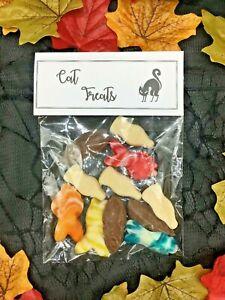 Cat Treats Novelty Jelly Sweets Halloween Party Birthday Christmas
