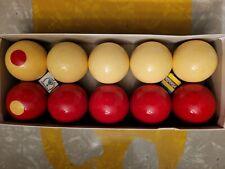 bumper pool billiard balls