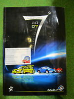 CATALOGUE de voiture miniature de collection SOLIDO 2007
