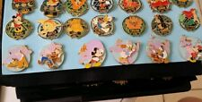 SEARCH FOR IMAGINATION 2002 LE EVENT IMAGINE WDW DISNEY PIN COMPLETE SET
