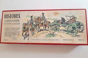 Historex Providence Campaign Artillery & Cavalry Emperor's Soldiers in Box
