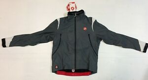 Jacket Bike Wintry Castelli Espresso Bike Winter Jacket Cycling Windstop