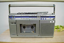 Victor Radio Cassette Recorder RC-S1 Vintage Rare Power on Working 190910