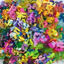 Random Lot 5PCS MY LITTLE PONY MLP FRIENDSHIP IS MAGIC Figure Hasbro Toy Gift