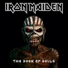 The Book Of Souls - Iron Maiden 2 CD Set Sealed ! New !
