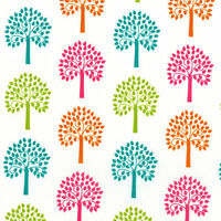 Fairy Tales White Trees   Cotton Fabric  RJR Rachel Wright By the Yard  BFab