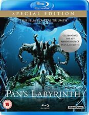 Pans Labyrinth (Special Edition) [Blu-ray] [DVD][Region 2]