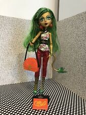 Monster High Jinafire Long - New Scaremester