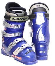 LangeL 10 Team Unisex Skischuh EU 39/ MO 25.0 Comfort Skischuhe Allround S-N 315
