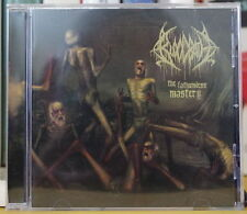 BLOODBATH THE FATHOMLESS MASTERY + BOOKLET SWEDISH DEATH METAL PEACEVILLE 2008