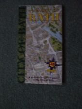 MAPPA bagno non Ordnance Survey OLD BRIDGE ROYAL CRESCENT PUMP Room Lansdown