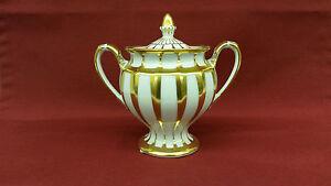Fürstenberg-Porcelain-Grecque Athena 77 Sugar Pot M. Lid 0,25L - NEW