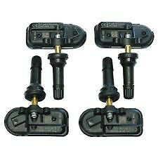 (4) NEW OEM ORIGINAL 2014-2016 JEEP DODGE RAM TIRE SENSOR MONITOR TPMS