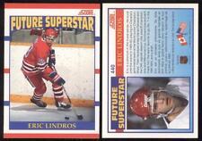 ERIC LINDROS PHILADELPHIA FLYERS NHL HOCKEY CARD SEE LIST