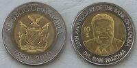 Namibia 10 Dollars 2010 p21 unz.