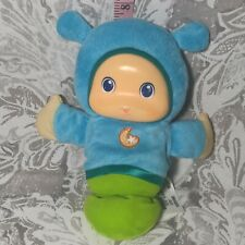 Musical Light Up Lullaby Gloworm Glow Worm Pink Plush Toy Playskool 2011