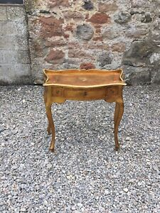 Vintage French Style Desk / Hall Table