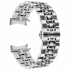 for Samsung Gear S3 /Galaxy Watch 46mm Watch Band, TRUMiRR 22mm Stainless Steel