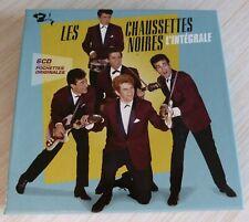 COFFRET 6 CD LES CHAUSSETTES NOIRES L'INTEGRALE 2011 EDDY MITCHELL