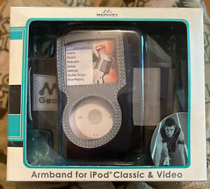 New NOS 2008 Merkury Innovations Armband for Ipod Classic & Video! FREE SHIPPING