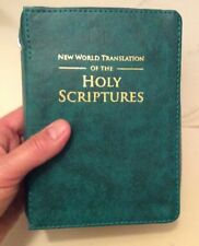 NEW WORLD TRANSLATION BIBLE COVER, JEHOVAH'S WITNESS