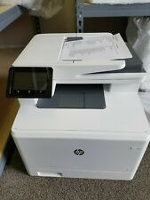 HP LaserJet Pro MFP M479fdw All-In-One Laser Printer (No Toner)