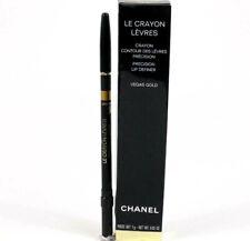 Chanel Le Crayon Levres Percision Lip Definer Vegas Gold Rare 0.03 oz NIB