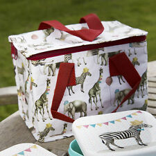 Animals Plastic Lunch Bags for Children