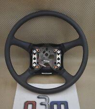 1998-2003 Chevrolet Tahoe Astro GMC Yukon black Vinyl Steering Wheel new OEM