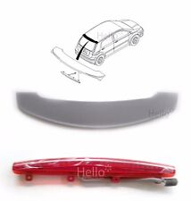 OEM Rear Roof Spoiler UNPAINTED & Top Stop Light 2p For 2006 - 2012 HYUNDAI Getz