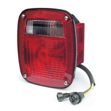 Grote STT LAMP,RED,3STUD for CHEV/FORD®/JEEP® REPL.W/SIDE MKR &MOLDED PIGTAIL,RH