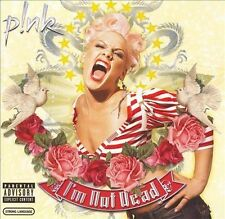 I'm Not Dead [PA] by P!nk (Alecia Beth Moore) (CD, Apr-2006, LaFace)