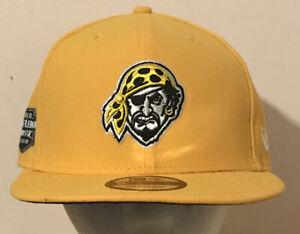 Pittsburgh Pirates Snapback Cap Hat New Era 9fifty 2019 Little League Classic
