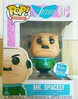 *LIMITED EDITION *SHOP EXCLUSIVE* Funko POP! The Jetsons Mr. Spacely #513
