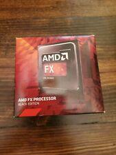 AMD FX-8350 4000MHz 8-Core (FD8350FRHKBOX) Processor, NEW FAN
