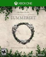 Elder Scrolls Online: Summerset Collector's Edition Microsoft Xbox One, 2017