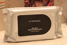 MAC Demi Wipes 30 Sheets ~ makeup remover great for travel cleansing towelettes