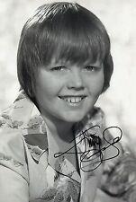 "The Osmonds- Jimmy Osmond Hand Signed photo Crazy Horses Rare 12x8"" C"