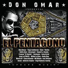 Presenta: El Pentagono by Don Omar (CD, Mar-2007, Machete Music)