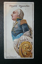 HMS Gibralter  HMS Grampian    Ships Figurehead  Original 1912 Illustrated Card